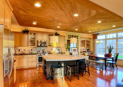 PRESTON II Collection - The Estates at Canterbury Crossing Model Kitchen Ceiling