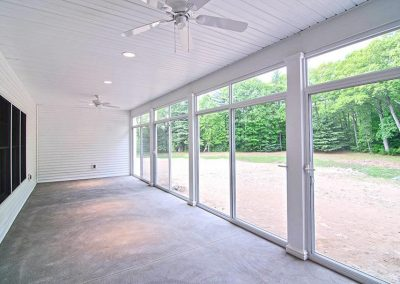Amedore Homes Schuyler_Screened_Porch Miscellaneous
